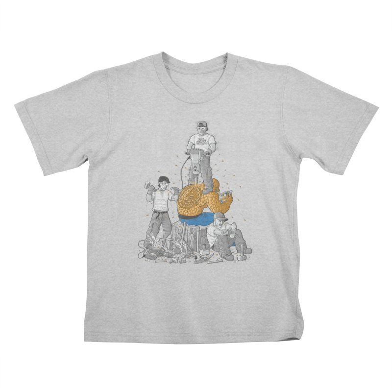 Permanent Ink Kids T-Shirt by Made With Awesome