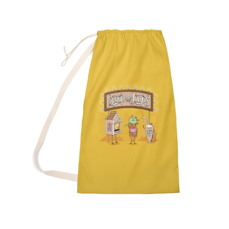 Scoop De Loops Accessories Bag by Made With Awesome