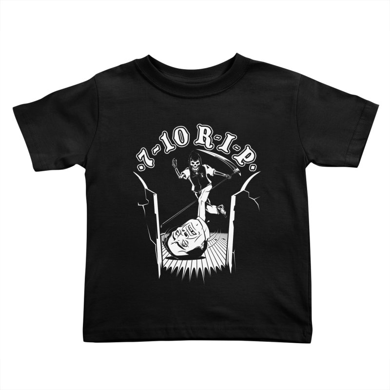 The Pin Reaper Kids Toddler T-Shirt by Made With Awesome
