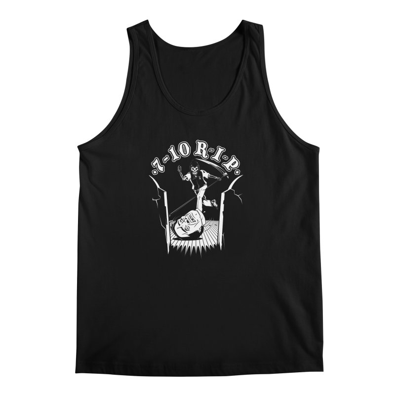 The Pin Reaper Men's Tank by Made With Awesome