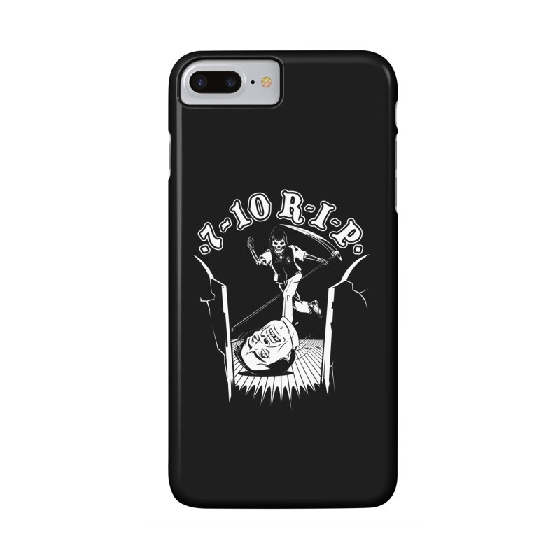 The Pin Reaper Accessories Phone Case by Made With Awesome