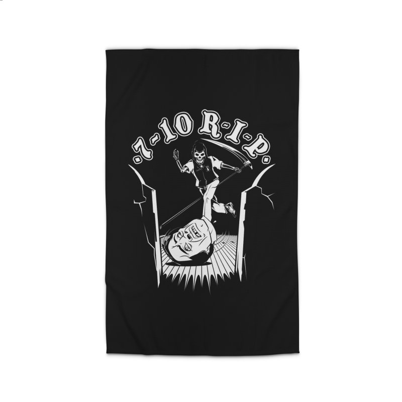 The Pin Reaper Home Rug by Made With Awesome