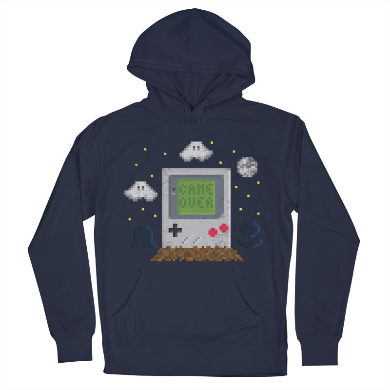 Rest in Pixels Men's Pullover Hoody by Made With Awesome