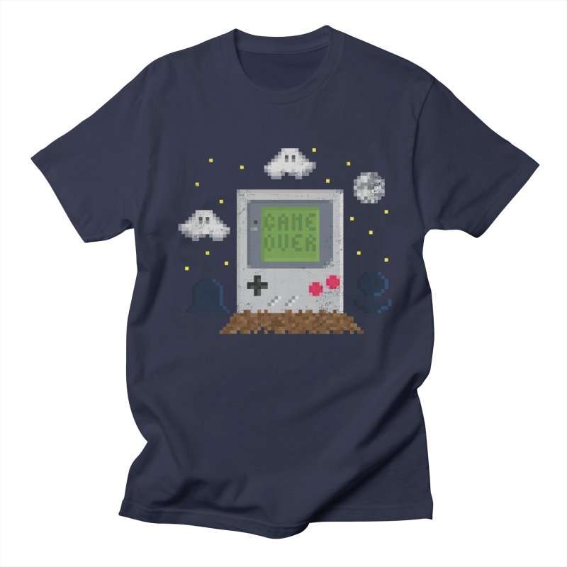 Rest in Pixels Women's Unisex T-Shirt by Made With Awesome
