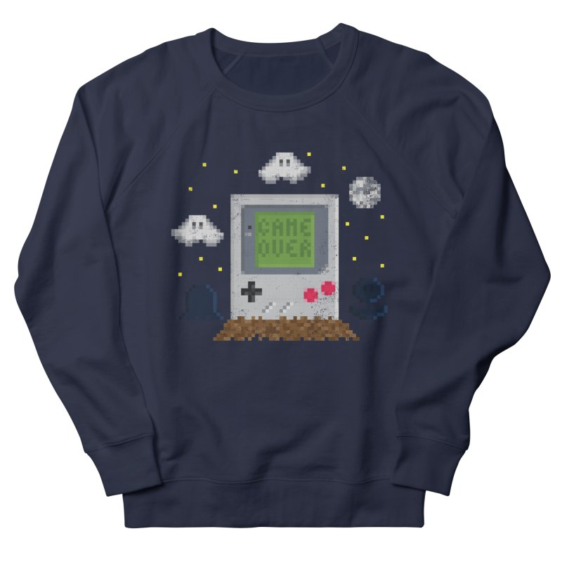 Rest in Pixels Men's Sweatshirt by Made With Awesome
