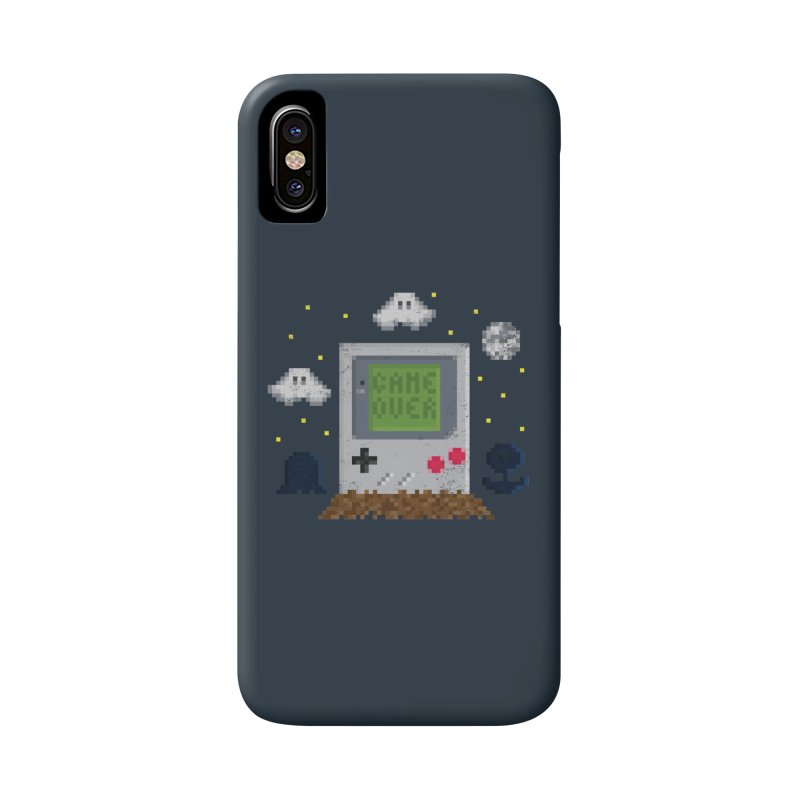 Rest in Pixels Accessories Phone Case by Made With Awesome