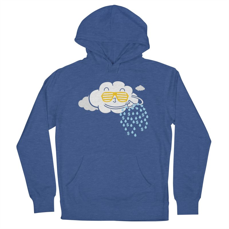 Make It Rain Women's Pullover Hoody by Made With Awesome