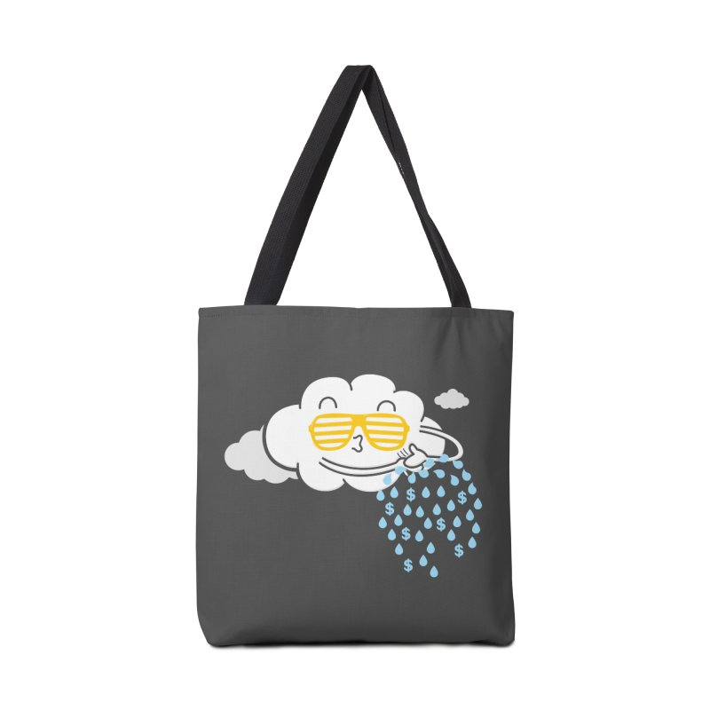 Make It Rain Accessories Bag by Made With Awesome