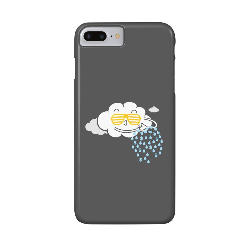Make It Rain Accessories Phone Case by Made With Awesome