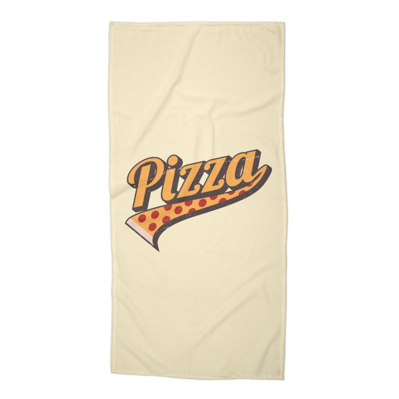 My Favorite Sport Accessories Beach Towel by Made With Awesome