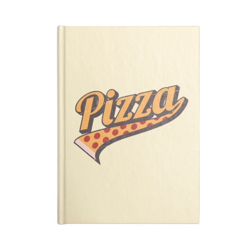 My Favorite Sport Accessories Notebook by Made With Awesome