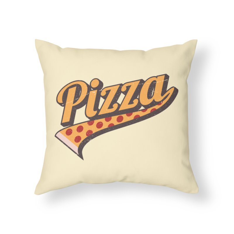 My Favorite Sport Home Throw Pillow by Made With Awesome