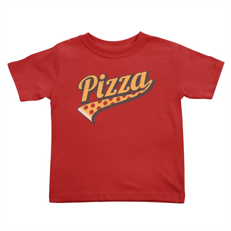 My Favorite Sport Kids Toddler T-Shirt by Made With Awesome