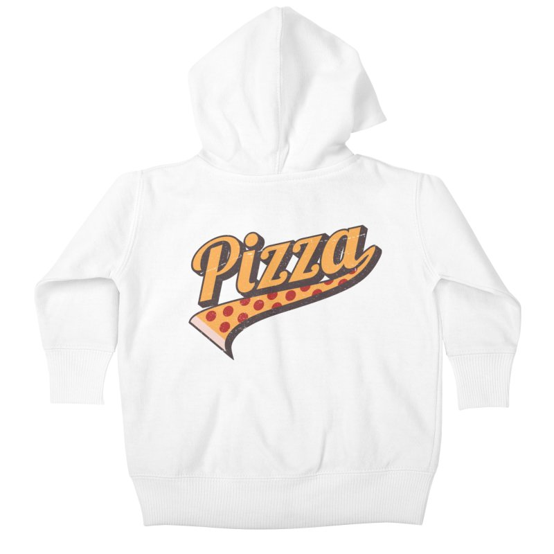 My Favorite Sport Kids Baby Zip-Up Hoody by Made With Awesome