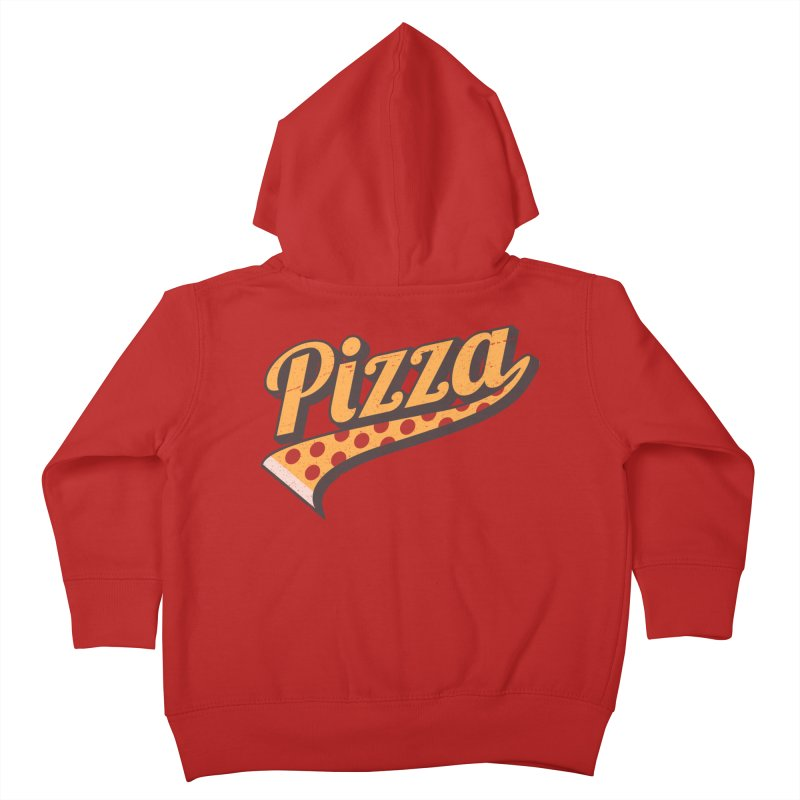 My Favorite Sport Kids Toddler Zip-Up Hoody by Made With Awesome