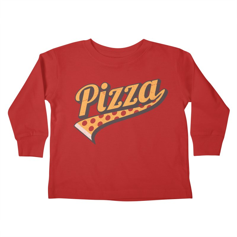My Favorite Sport Kids Toddler Longsleeve T-Shirt by Made With Awesome