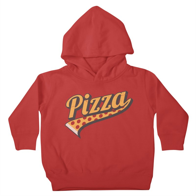 My Favorite Sport Kids Toddler Pullover Hoody by Made With Awesome