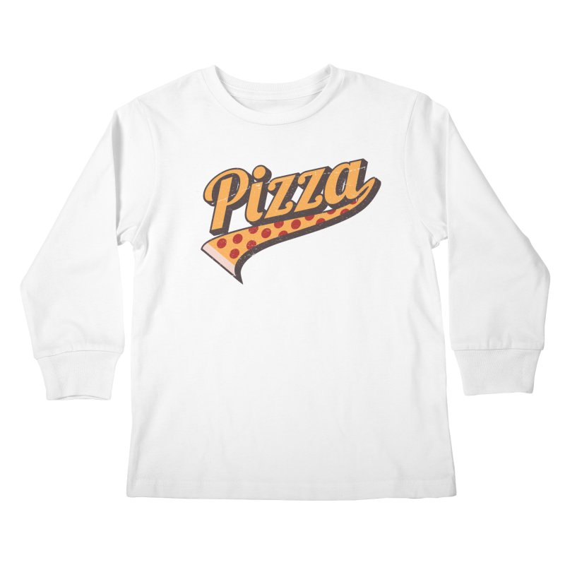 My Favorite Sport Kids Longsleeve T-Shirt by Made With Awesome