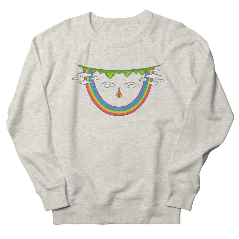 Turn That Frown Women's Sweatshirt by Made With Awesome