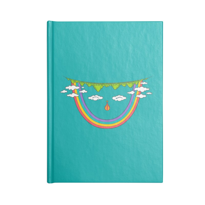 Turn That Frown Accessories Notebook by Made With Awesome
