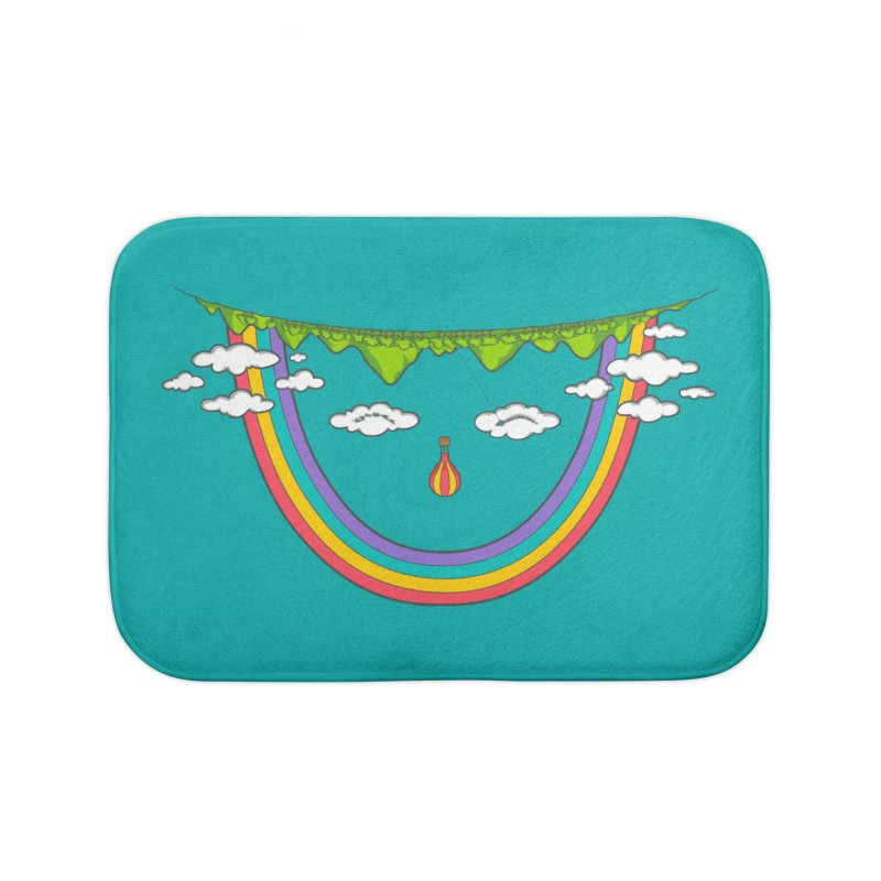 Turn That Frown Home Bath Mat by Made With Awesome