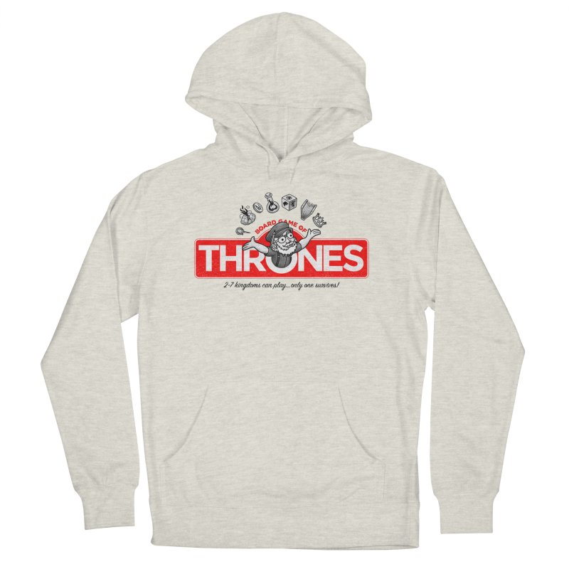 Thronopoly Men's Pullover Hoody by Made With Awesome
