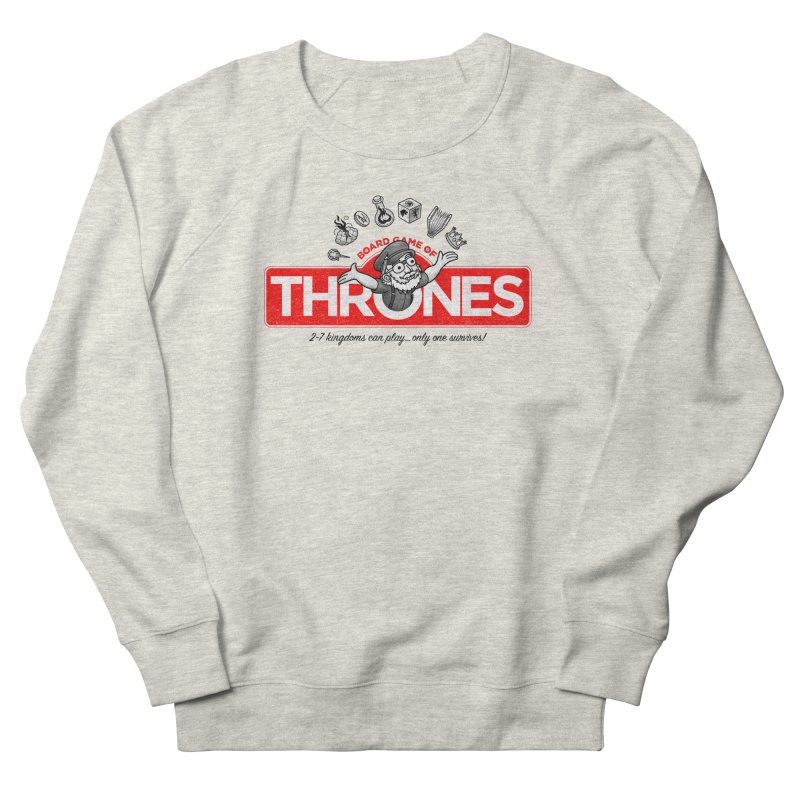 Thronopoly Men's Sweatshirt by Made With Awesome