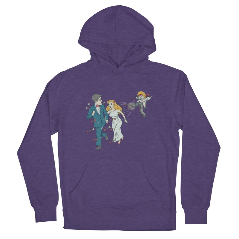 Love Kills Women's Pullover Hoody by Made With Awesome