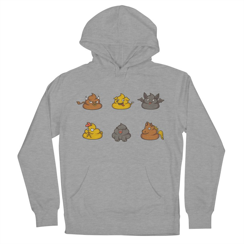 Oh Sh*t Men's Pullover Hoody by Made With Awesome