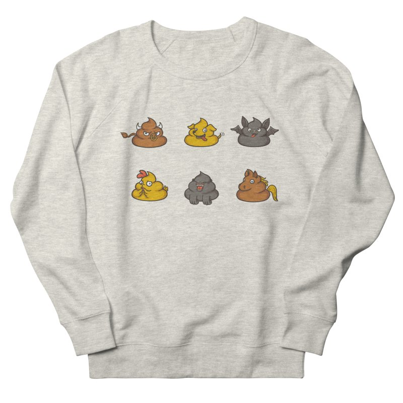 Oh Sh*t Men's Sweatshirt by Made With Awesome