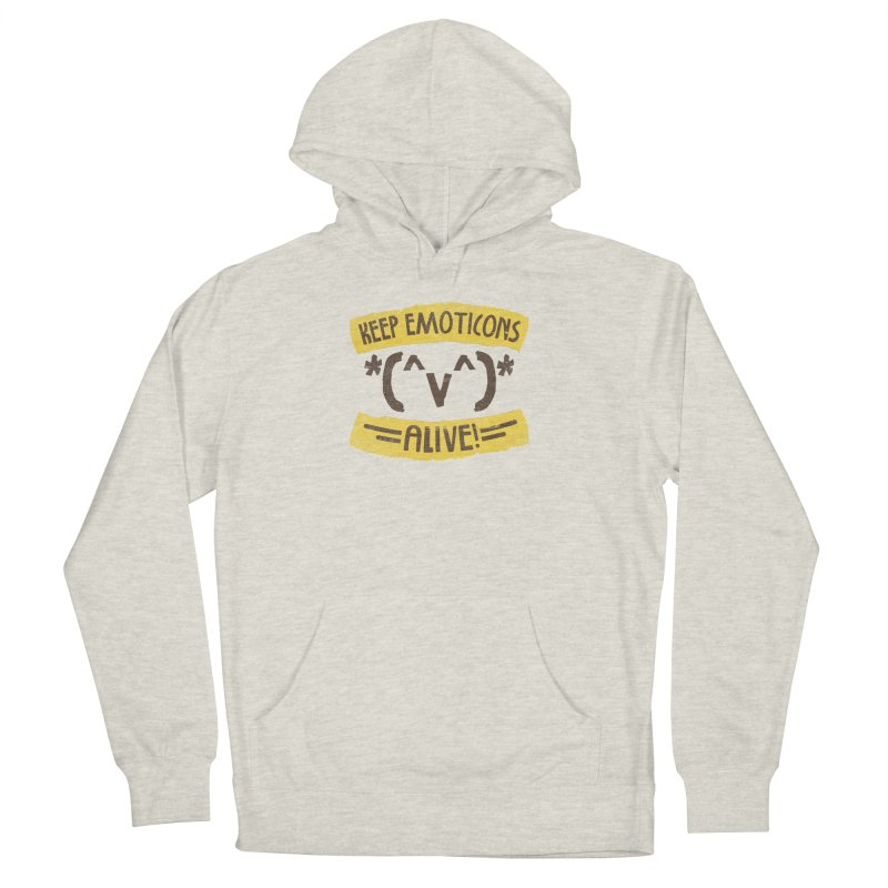 Keyboard Icons Men's Pullover Hoody by Made With Awesome