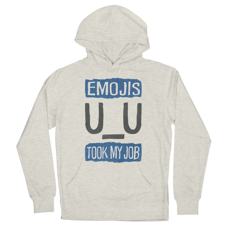 Emo Geez! Women's Pullover Hoody by Made With Awesome