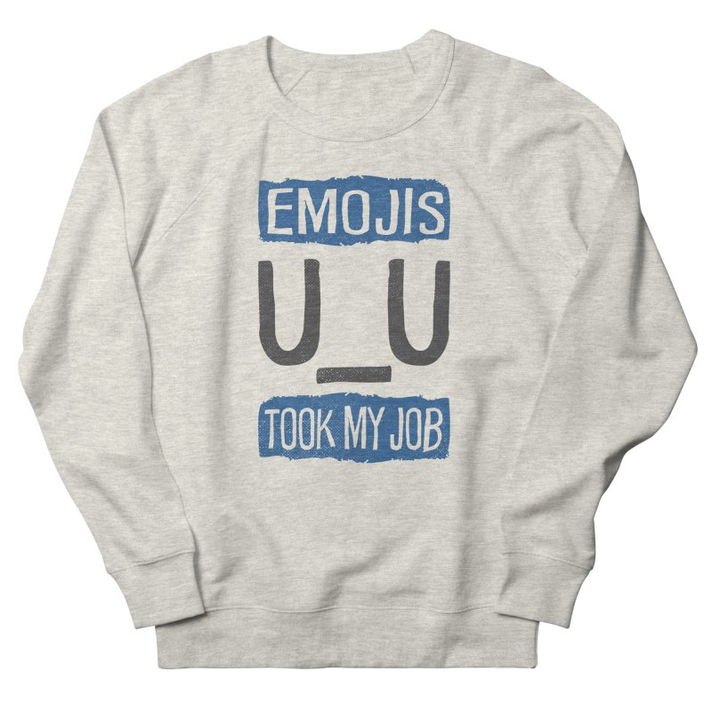 Emo Geez! Women's Sweatshirt by Made With Awesome