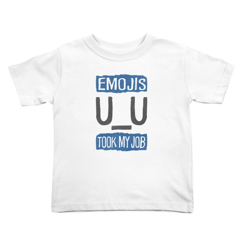 Emo Geez! Kids Toddler T-Shirt by Made With Awesome