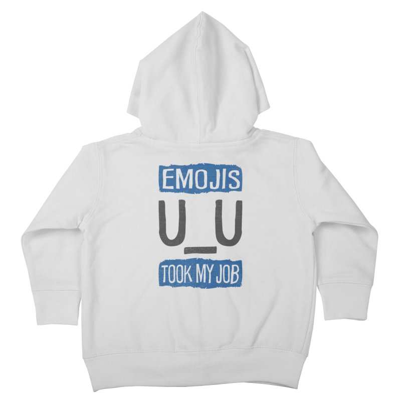Emo Geez! Kids Toddler Zip-Up Hoody by Made With Awesome