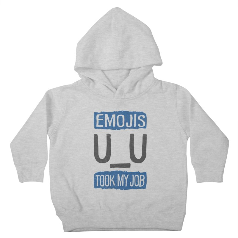 Emo Geez! Kids Toddler Pullover Hoody by Made With Awesome
