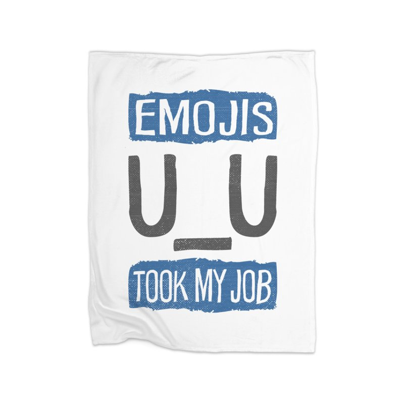 Emo Geez! Home Blanket by Made With Awesome