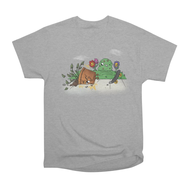 Faceplant Men's Classic T-Shirt by Made With Awesome