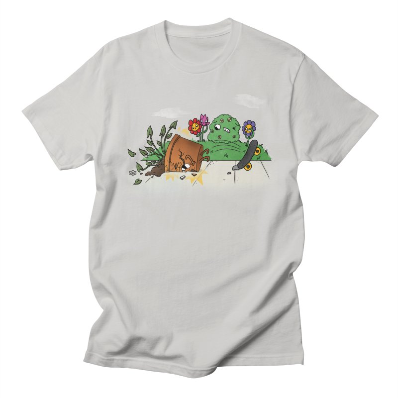 Faceplant Men's T-Shirt by Made With Awesome