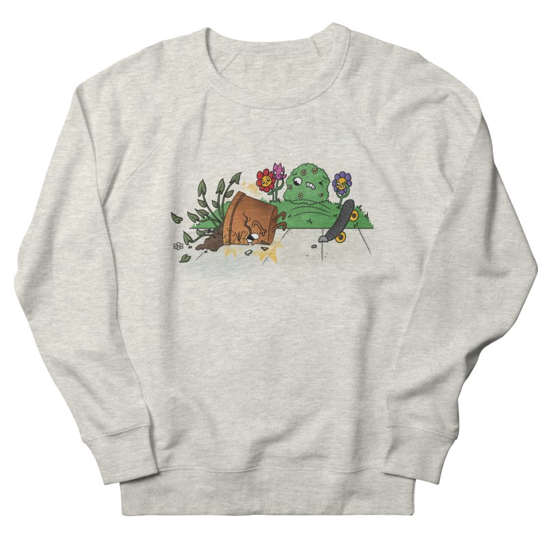 Faceplant Men's Sweatshirt by Made With Awesome