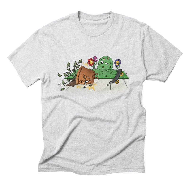 Faceplant Men's Triblend T-shirt by Made With Awesome