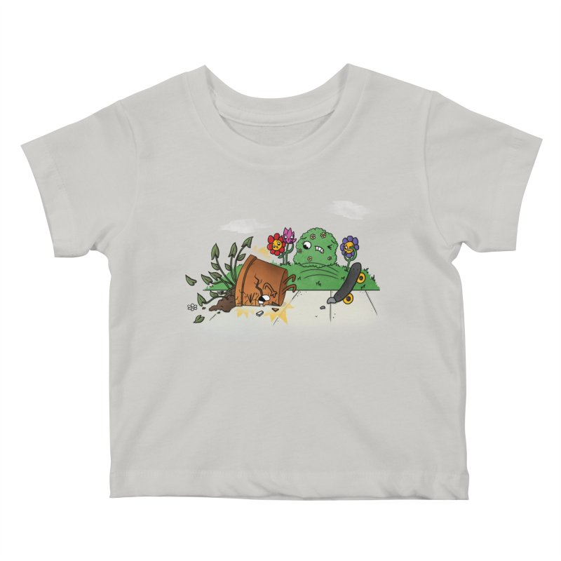 Faceplant Kids Baby T-Shirt by Made With Awesome