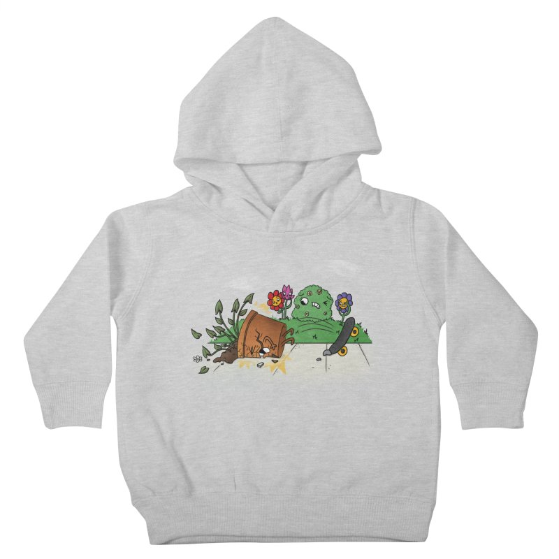 Faceplant Kids Toddler Pullover Hoody by Made With Awesome