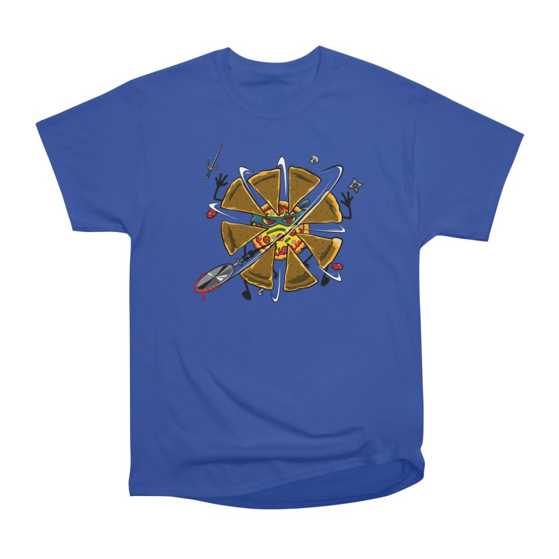 Have a Slice Men's Classic T-Shirt by Made With Awesome