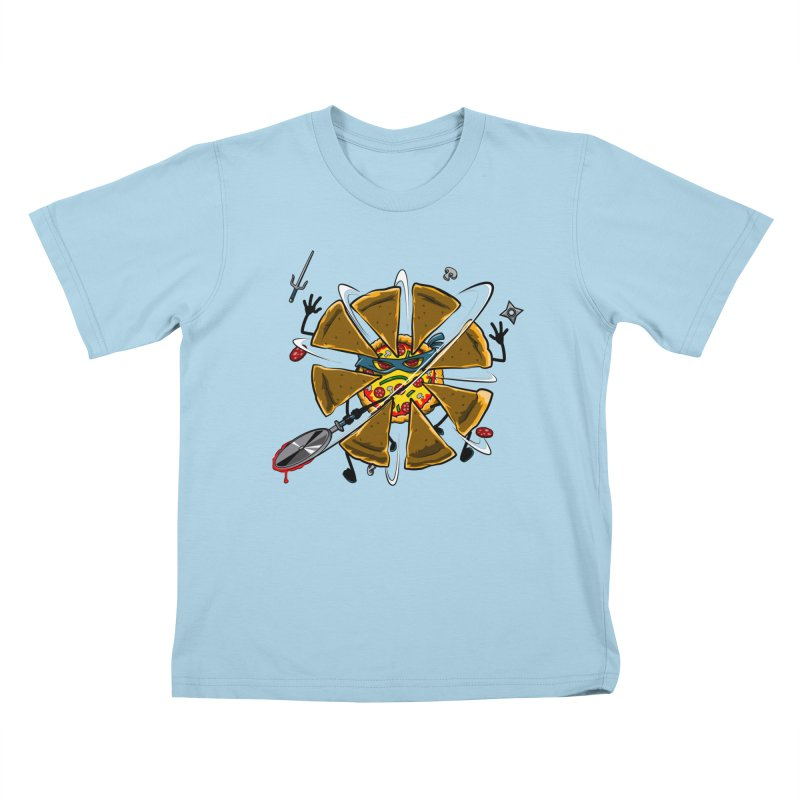 Have a Slice Kids T-shirt by Made With Awesome