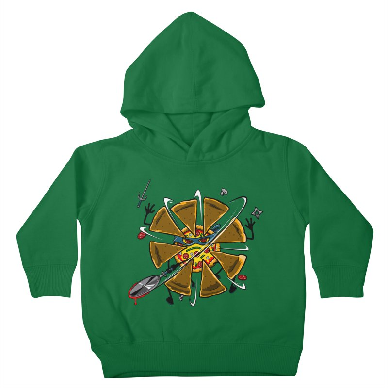 Have a Slice Kids Toddler Pullover Hoody by Made With Awesome