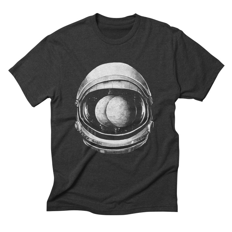 Asstronaut Men's Triblend T-shirt by Made With Awesome