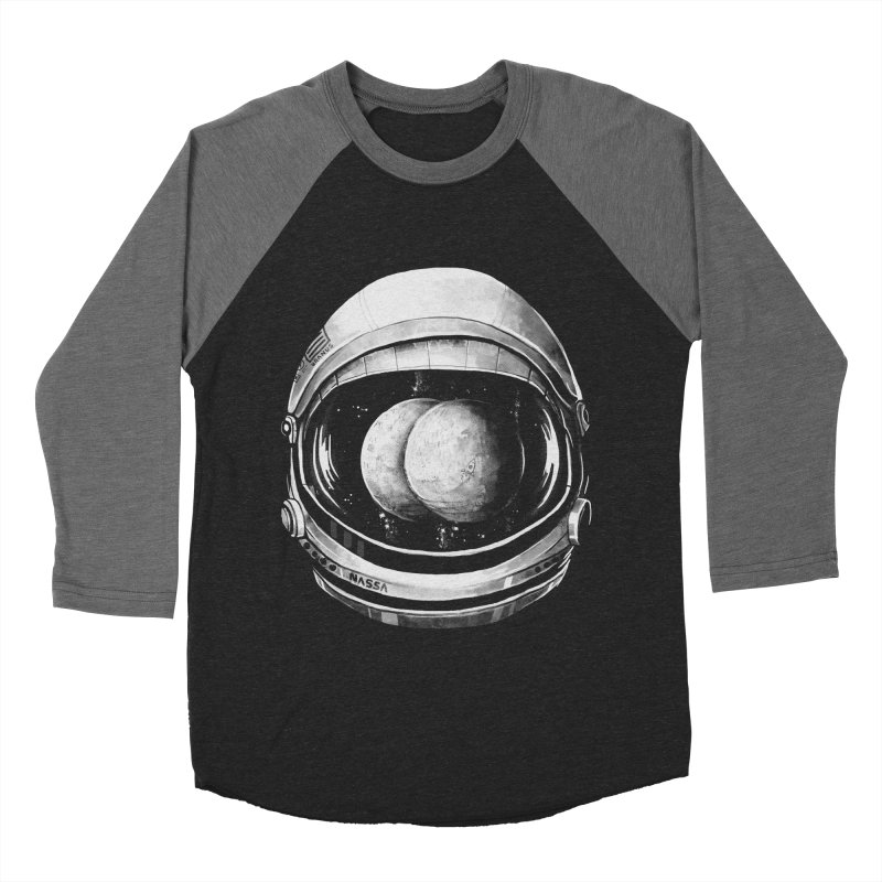 Asstronaut Men's Baseball Triblend T-Shirt by Made With Awesome