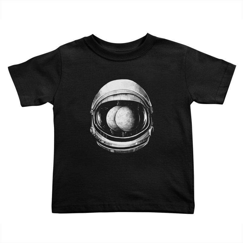 Asstronaut Kids Toddler T-Shirt by Made With Awesome