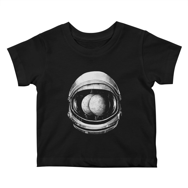 Asstronaut Kids Baby T-Shirt by Made With Awesome